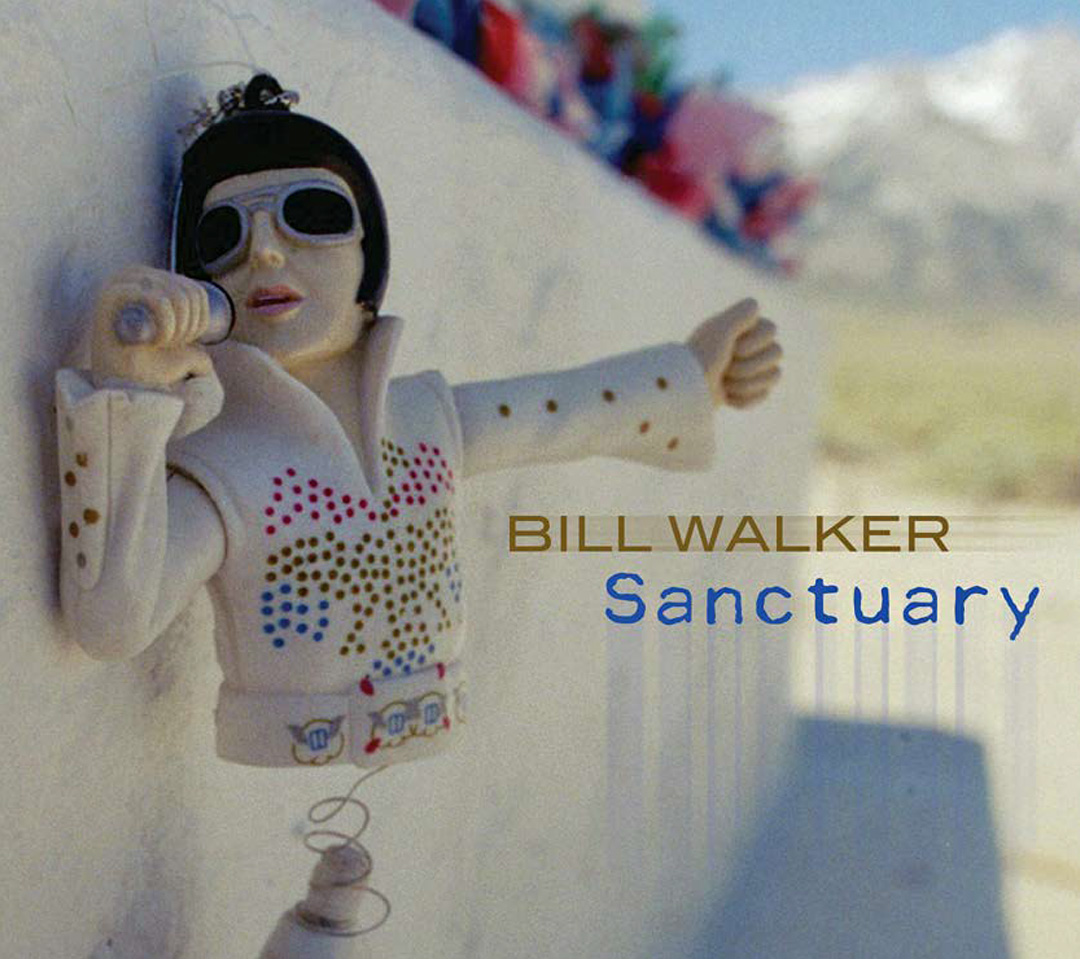 Sanctuary, featuring guitar looping by Bill Walker, Santa Cruz, California