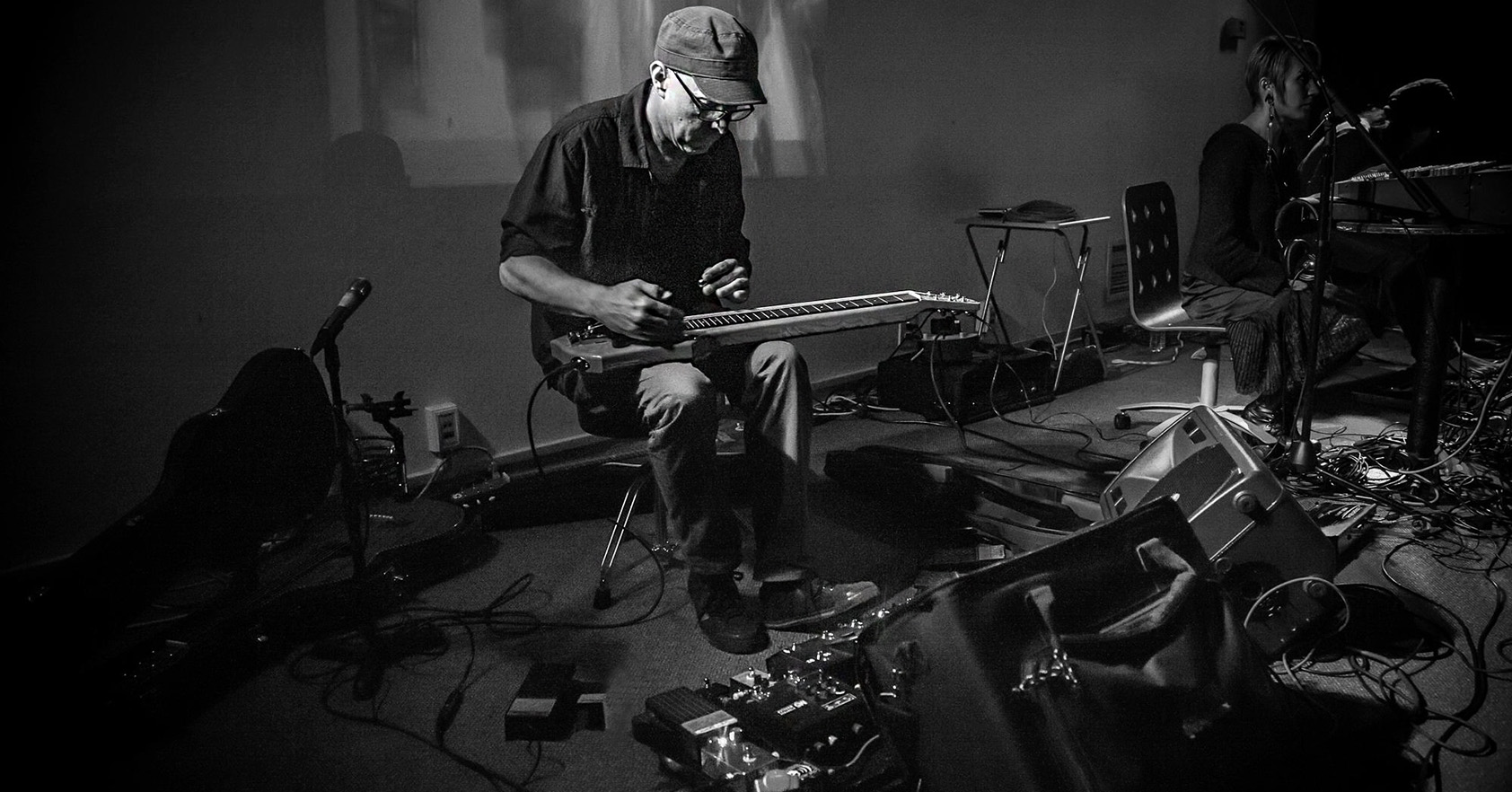 Bill Walker Y2K Looping Festival
